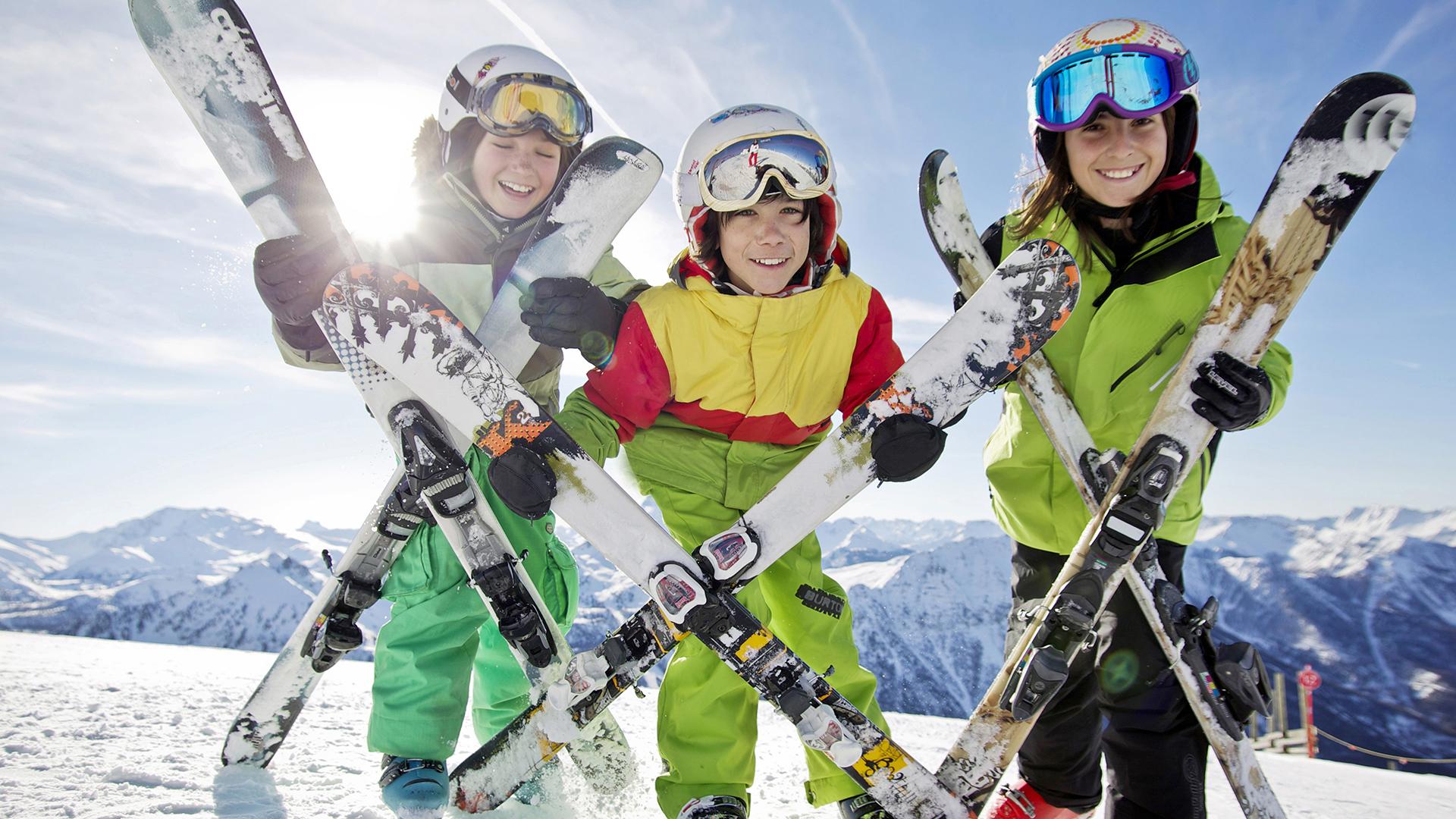 Votre matériel de ski inclus - CGH Résidences