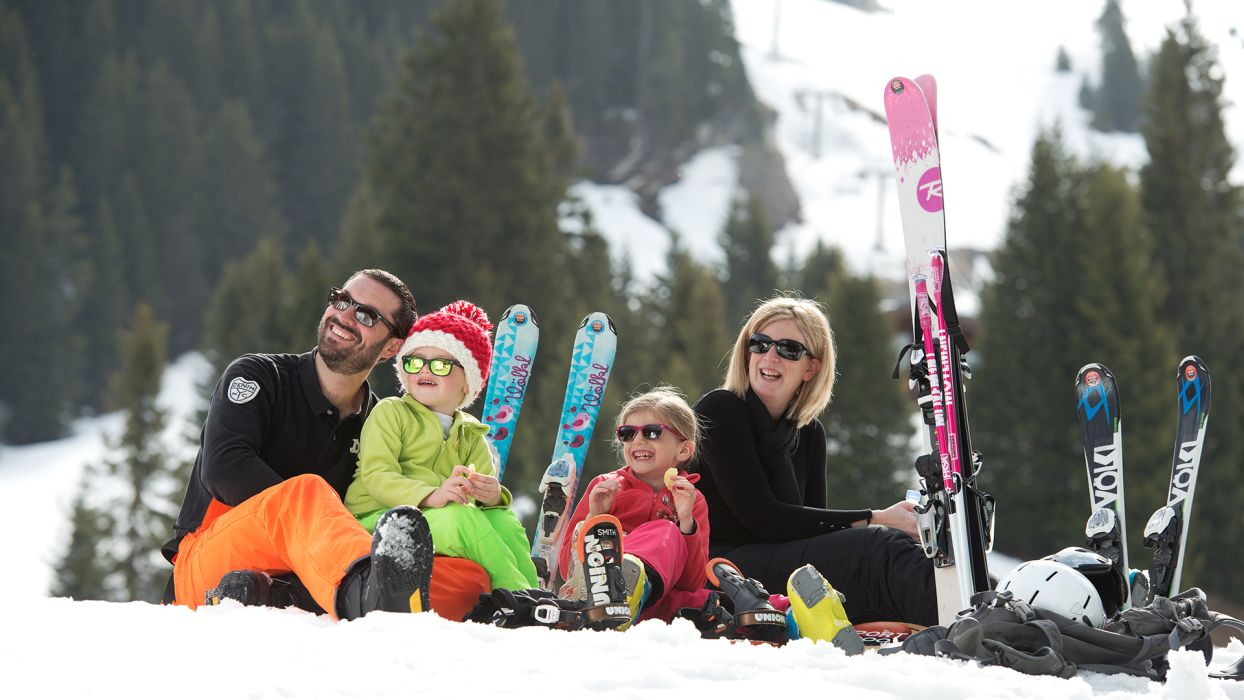 Snowpy mountain - espace famille - La Toussuire - CGH Résidences