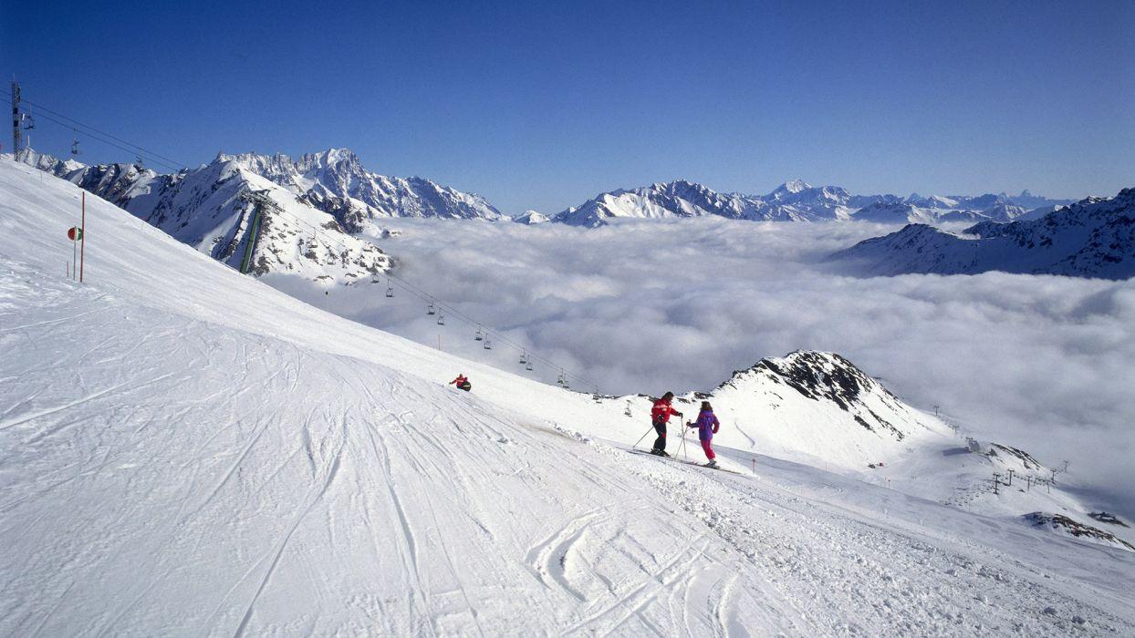 séjour 2 semaines au ski - CGH Résidences