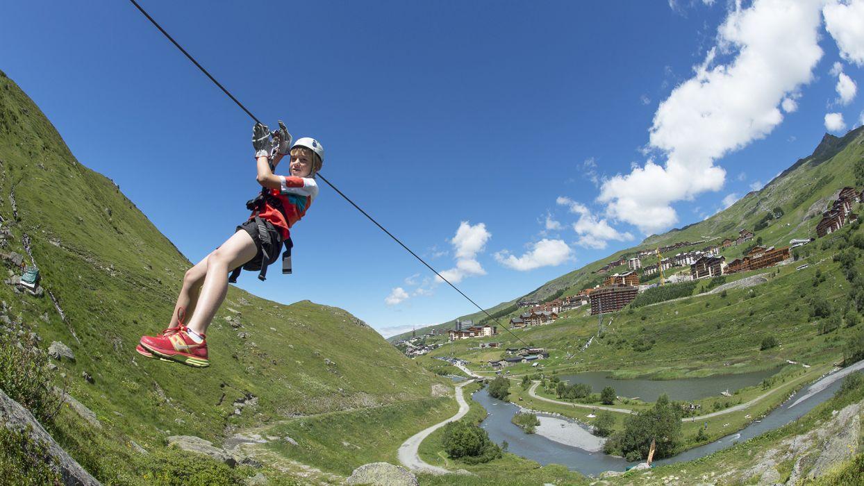 Les incontournables de l'été pour votre séjour à la montagne : parc aventure - CGH Résidences