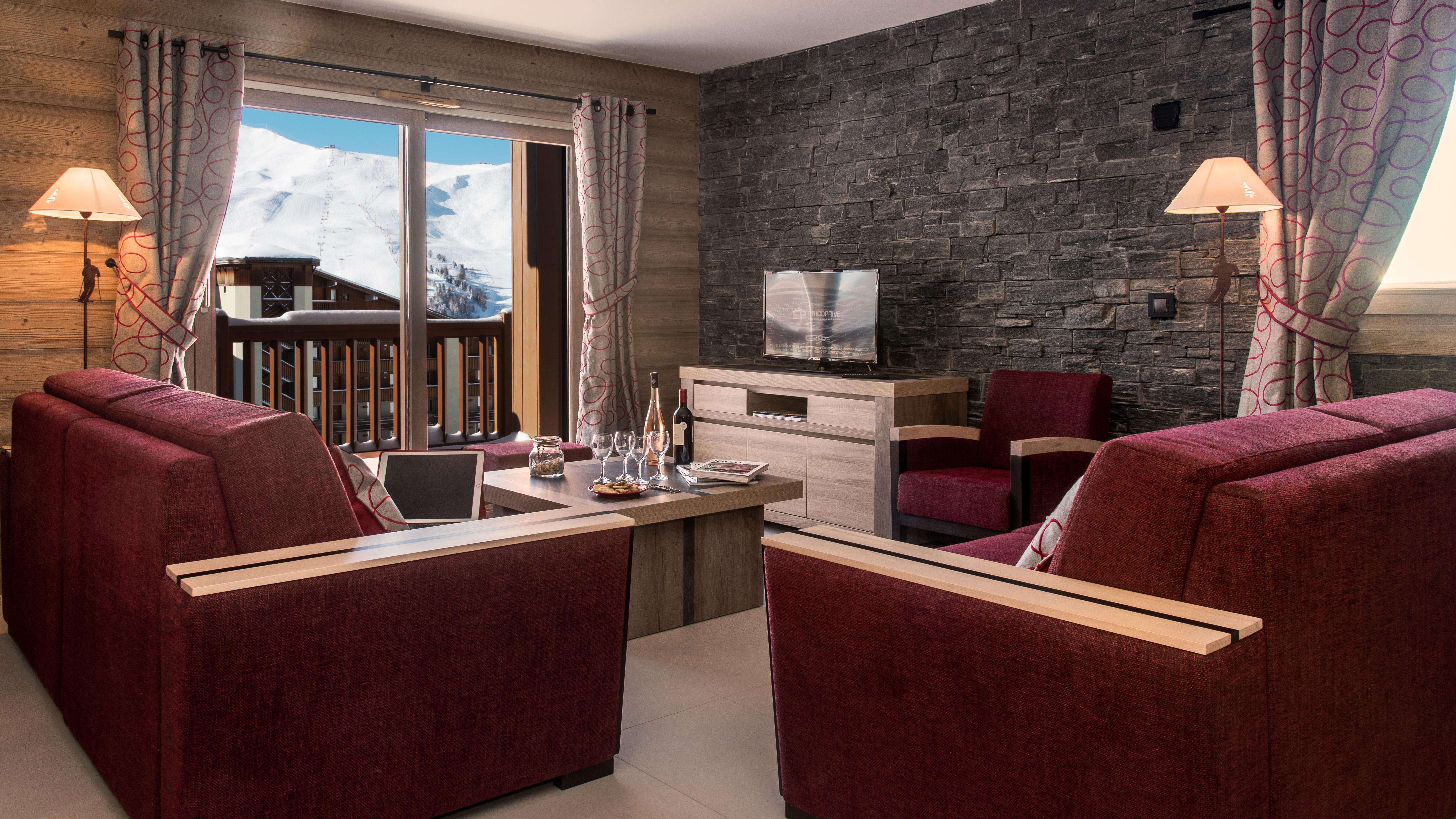 Nouvelles résidences hiver 2020/2021 - CGH Résidences
