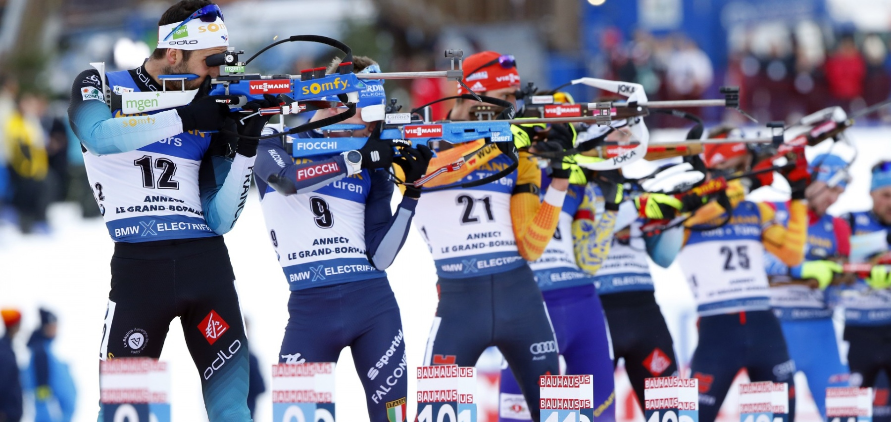 Coupe du monde IBU de Biathlon - CGH Résidences
