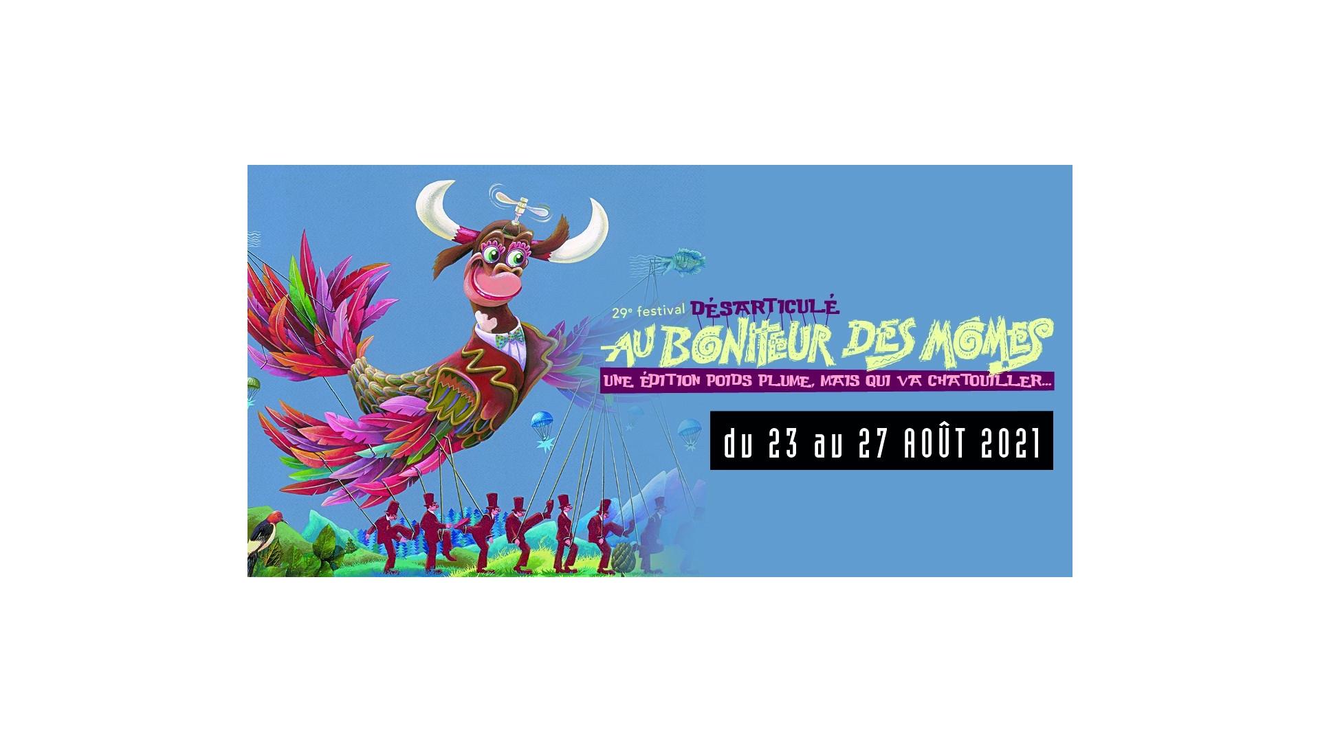 Festival au Bonheur des Mômes - CGH Résidences