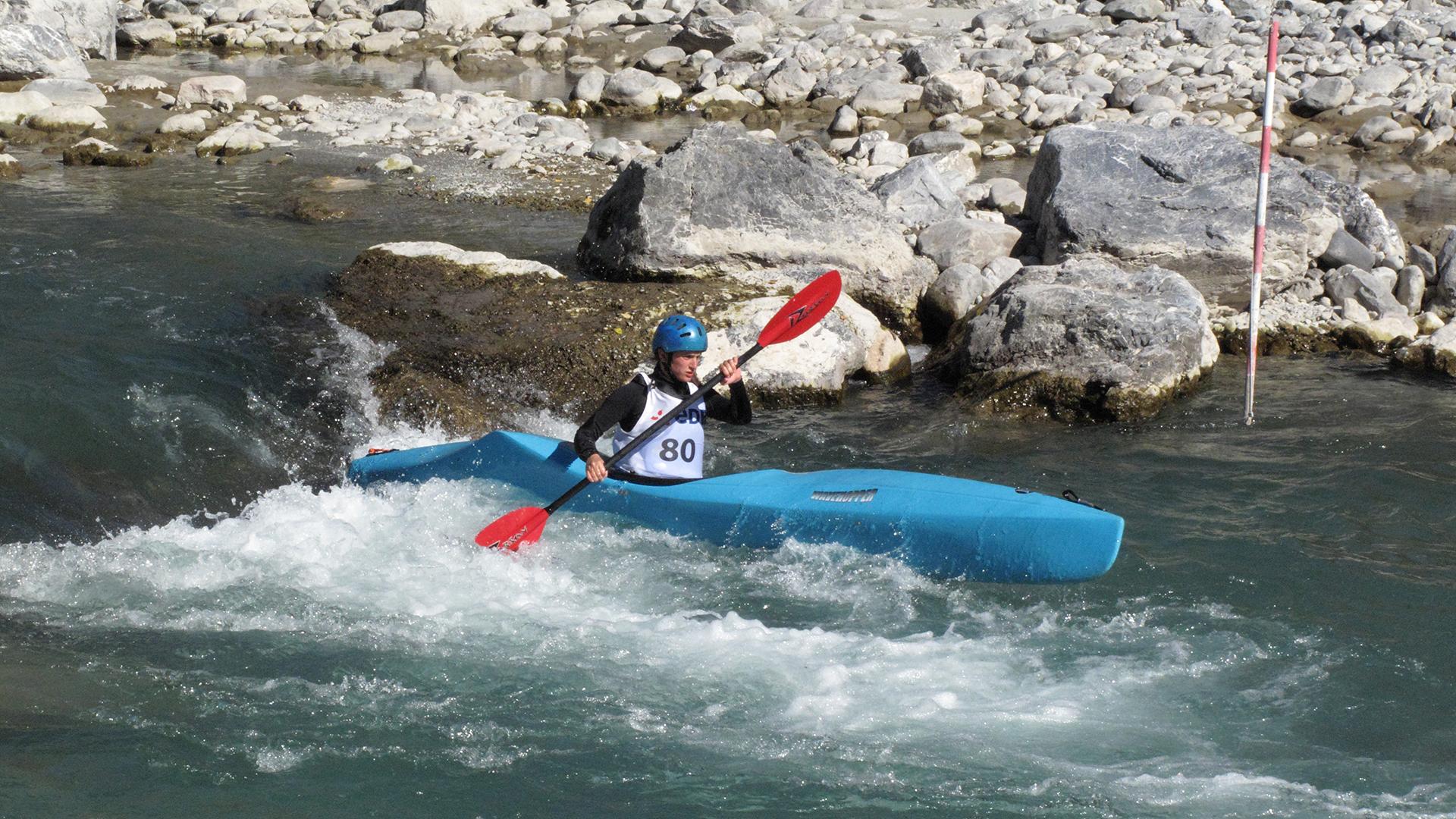 Championnat de France de canoë kayak - CGH Résidences