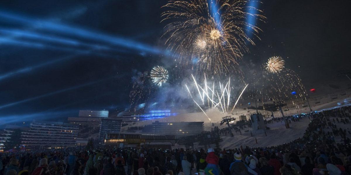 Soirée du Nouvel An - CGH Résidences