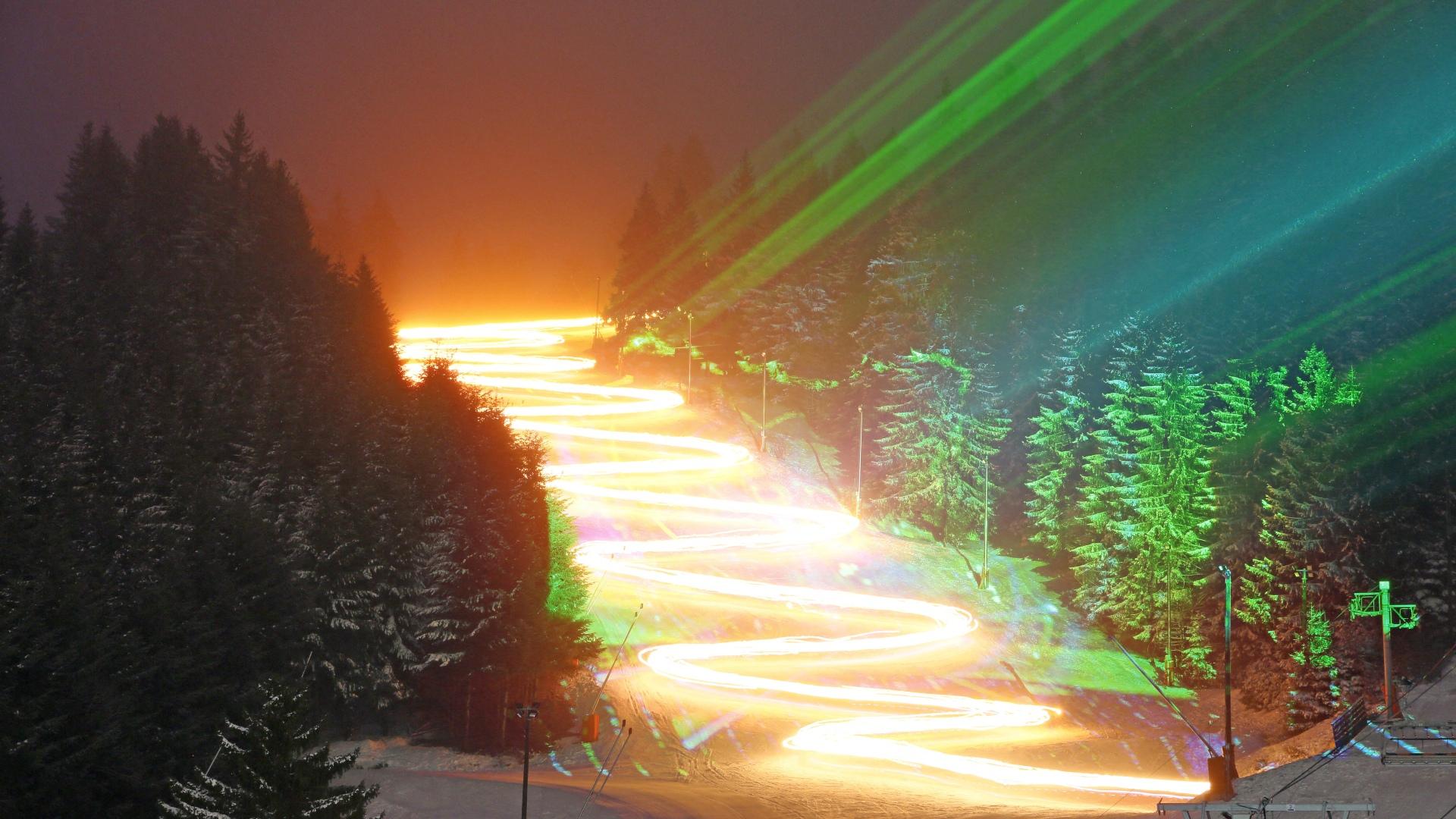 Ski Show à Valmorel - CGH Résidences