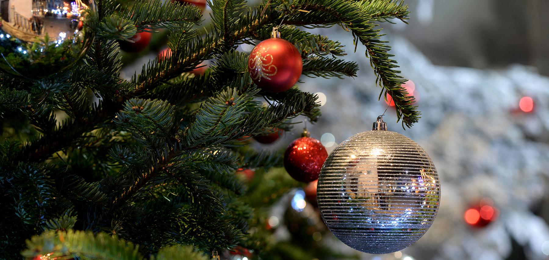 Noël étincelant - CGH Résidences