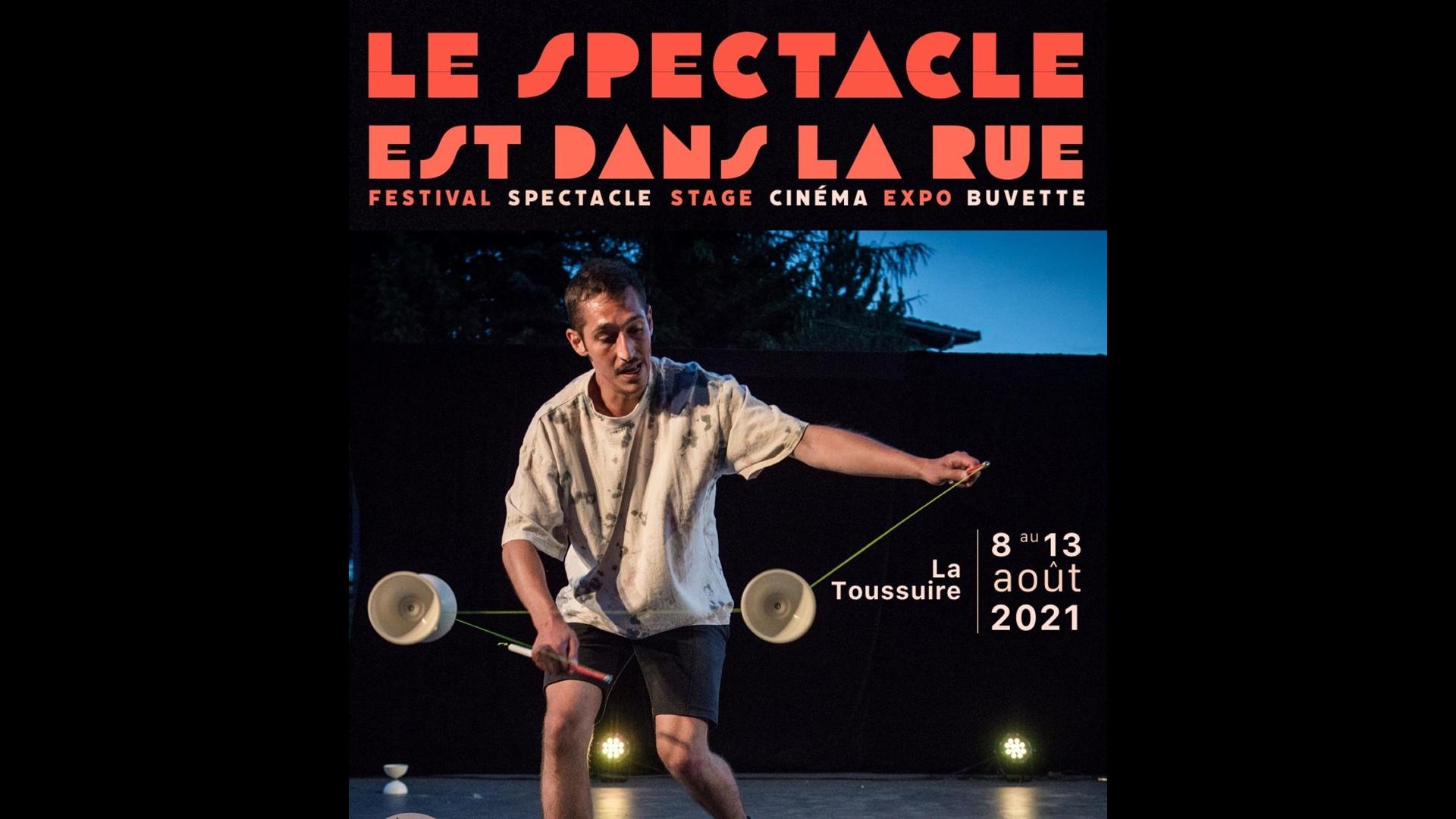 """Festival """"Le spectacle est dans la rue"""" - CGH Résidences"""