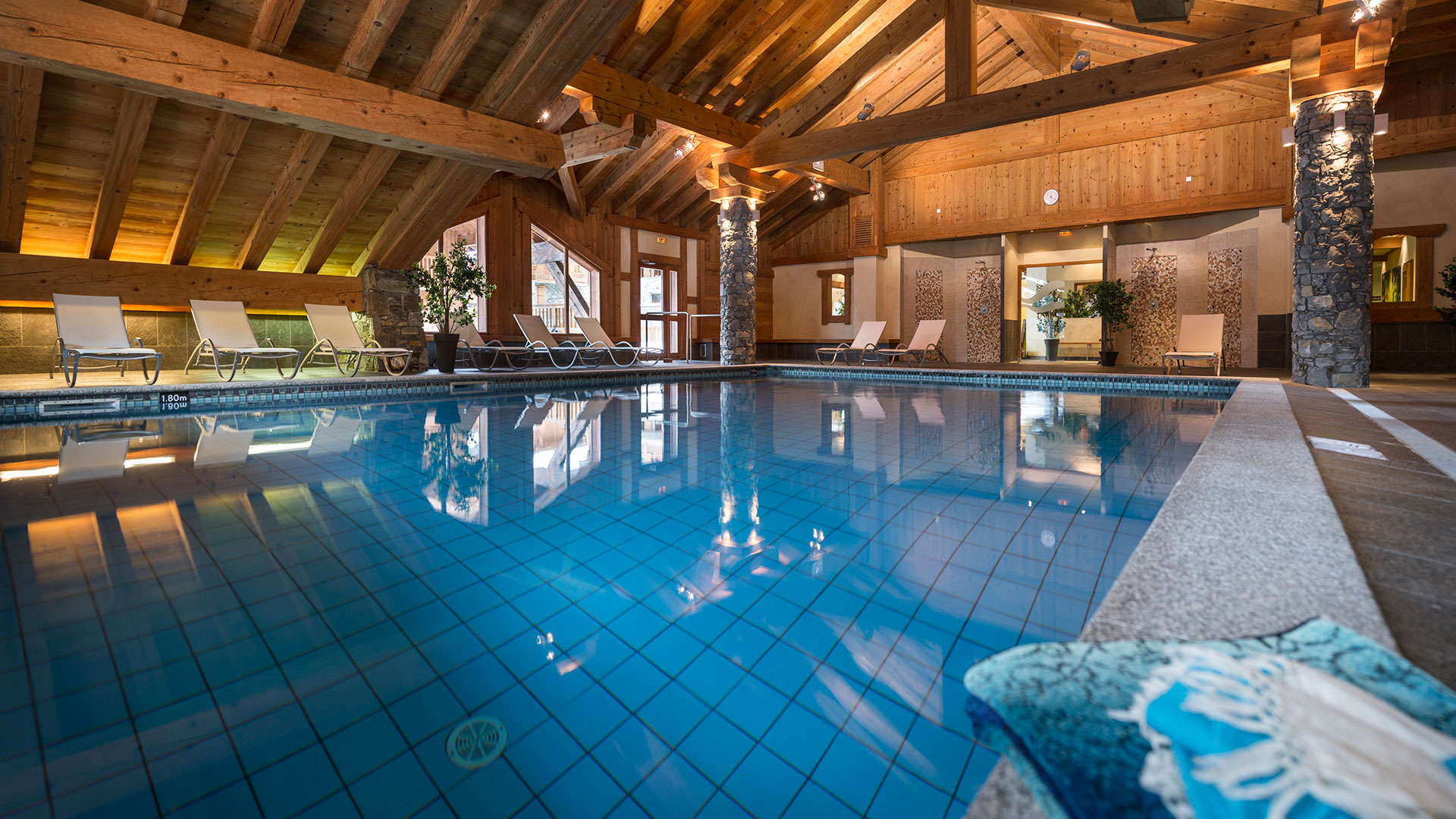 alpages champagny piscine 29