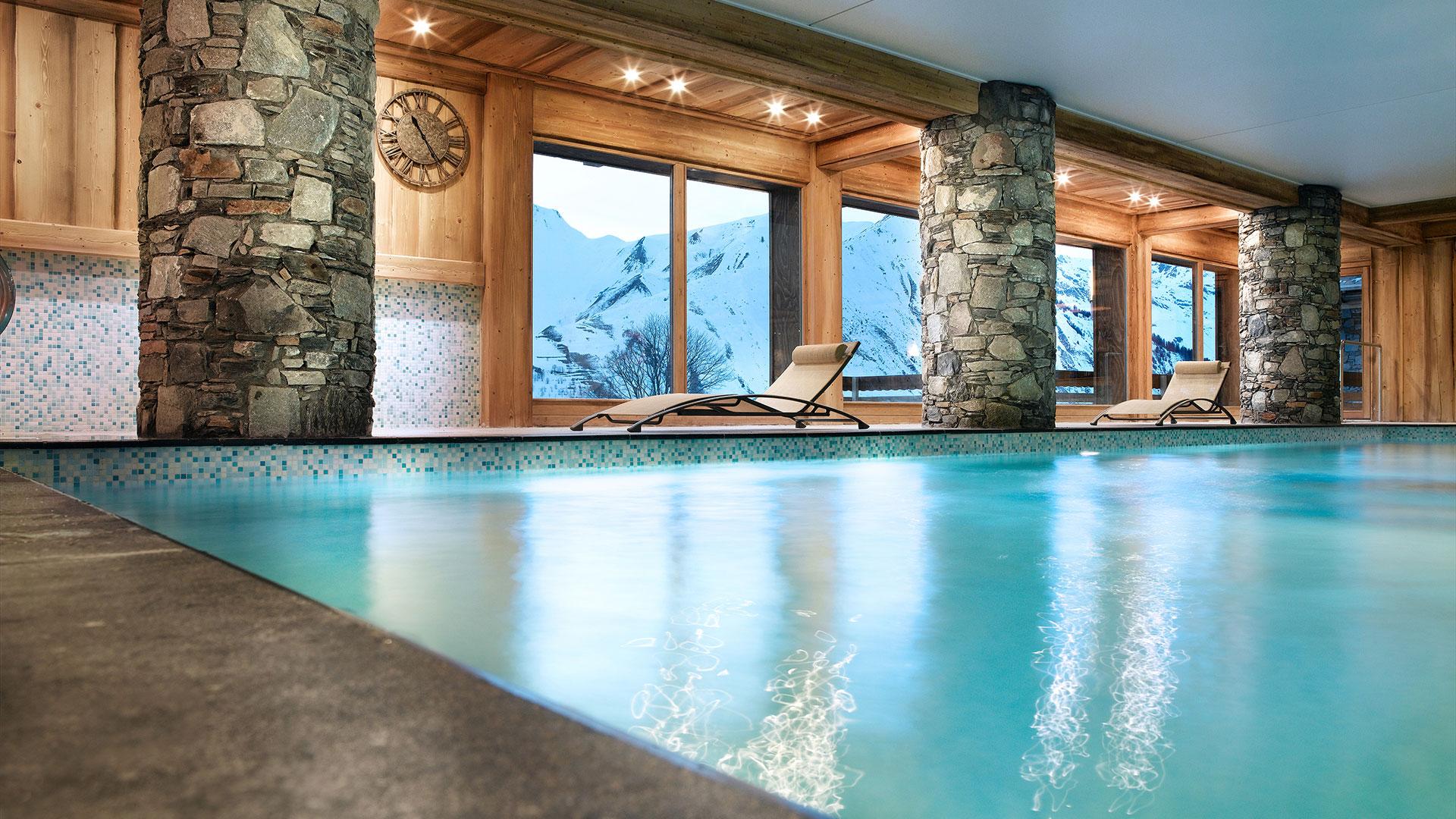 les chalets du gypse location de ski saint martin de. Black Bedroom Furniture Sets. Home Design Ideas