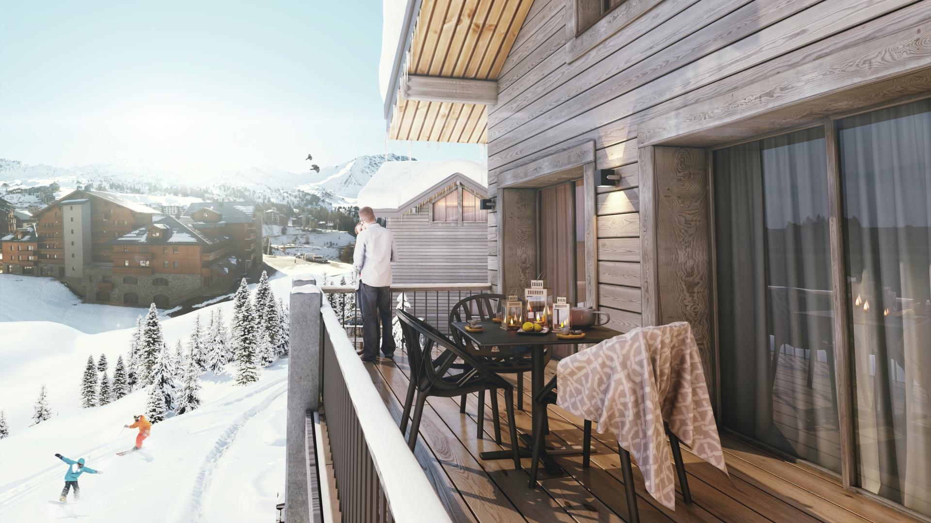 White Pearl Lodge & Spa - Appartement