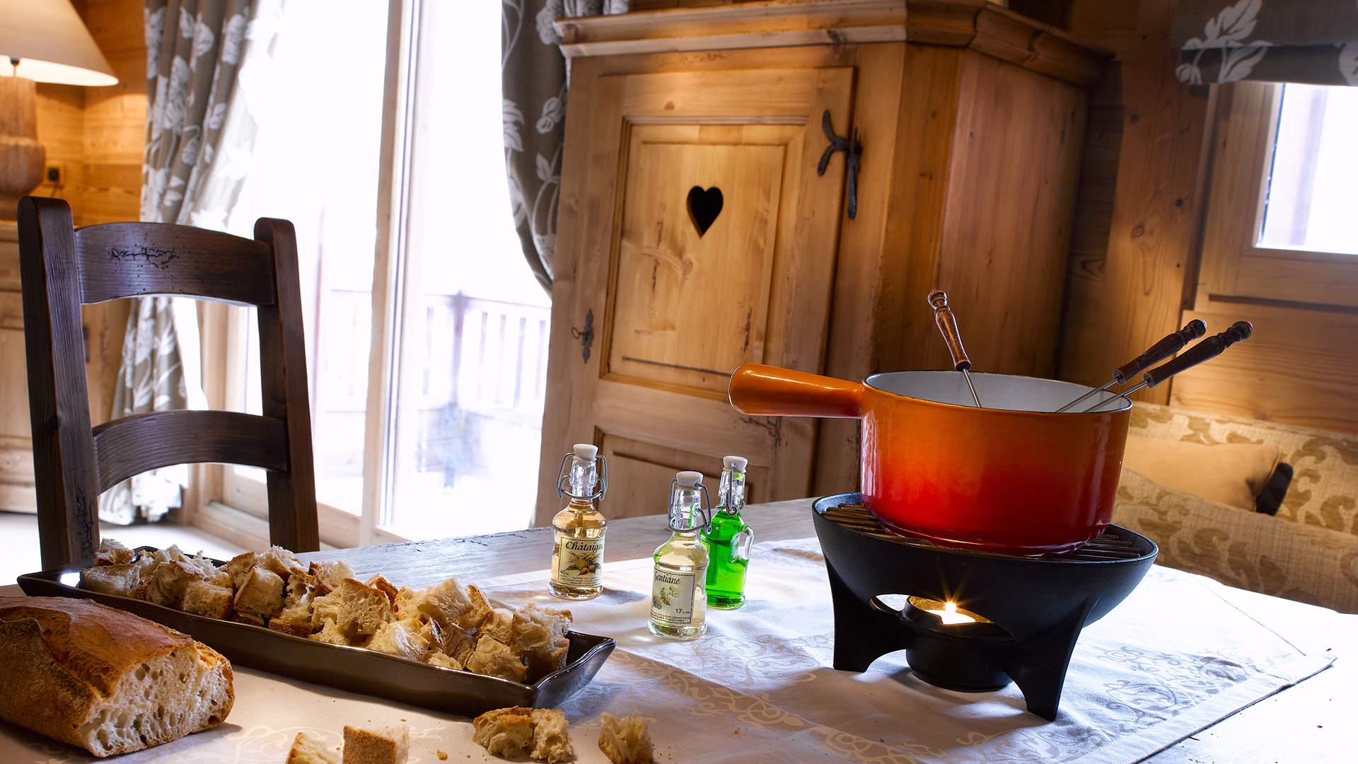 Appartement, Les Alpages de Champagny - CGH Résidences