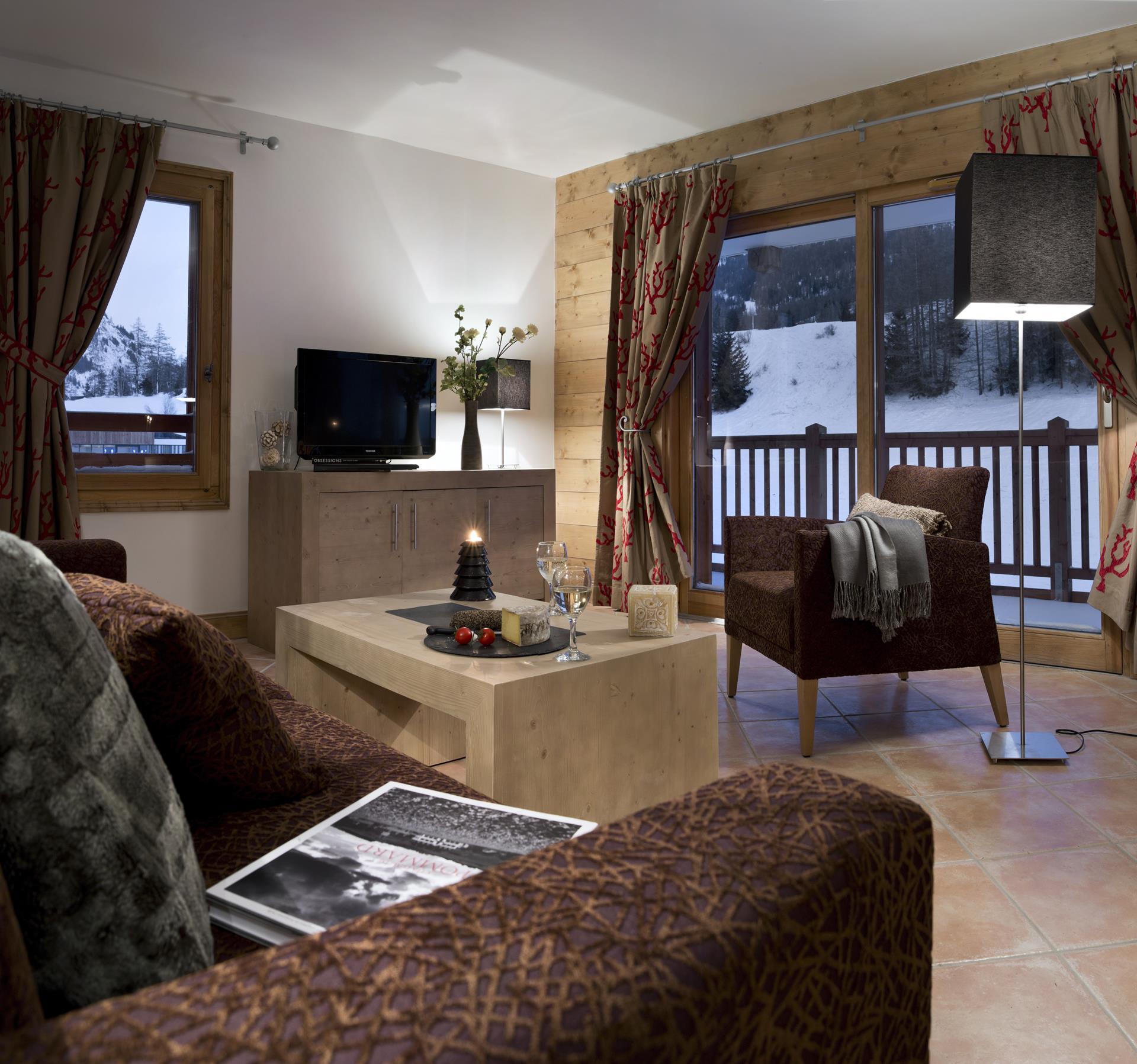 Appartement, Le Lodge des Neiges - CGH Résidences