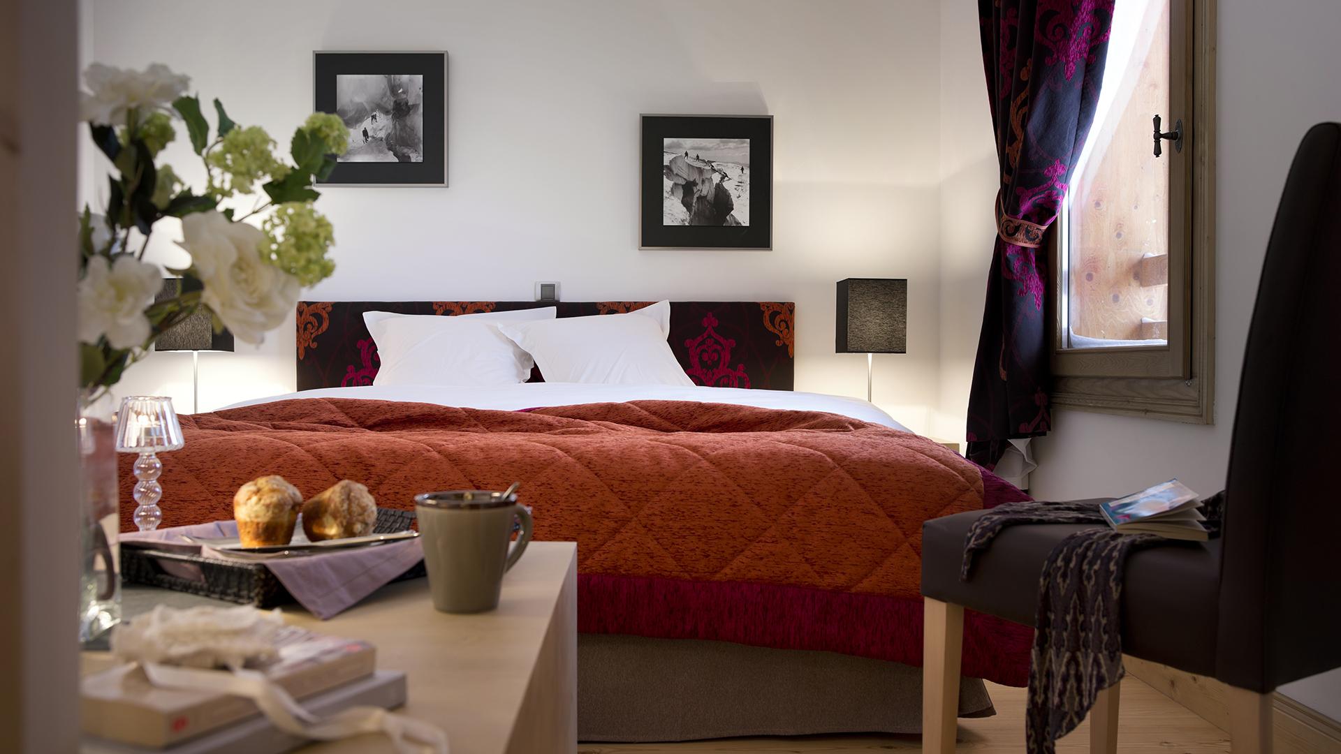 Appartement, Les Chalets de Flambeau - CGH Résidences