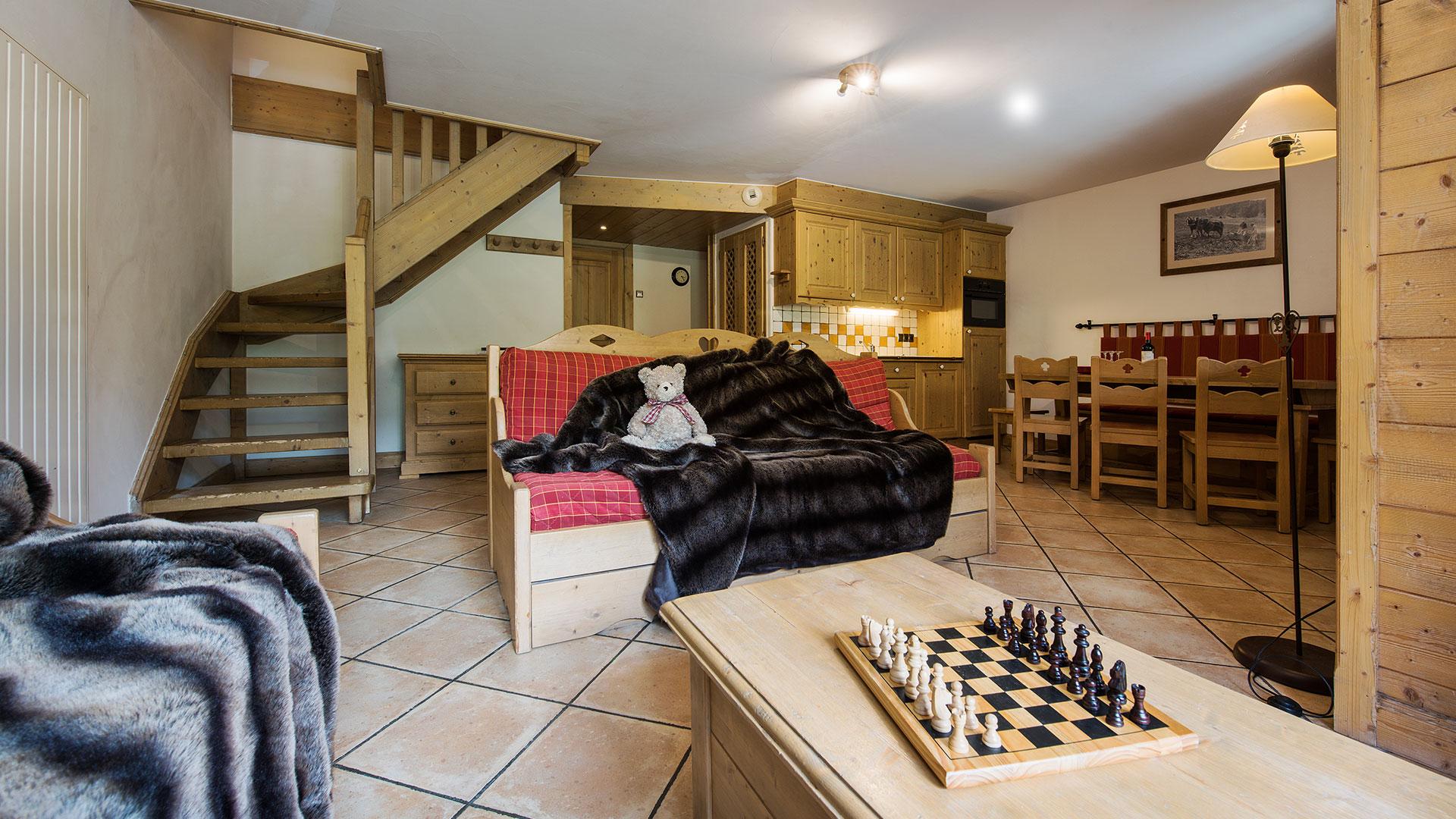 Appartement, La Ferme du Val Claret - CGH Résidences