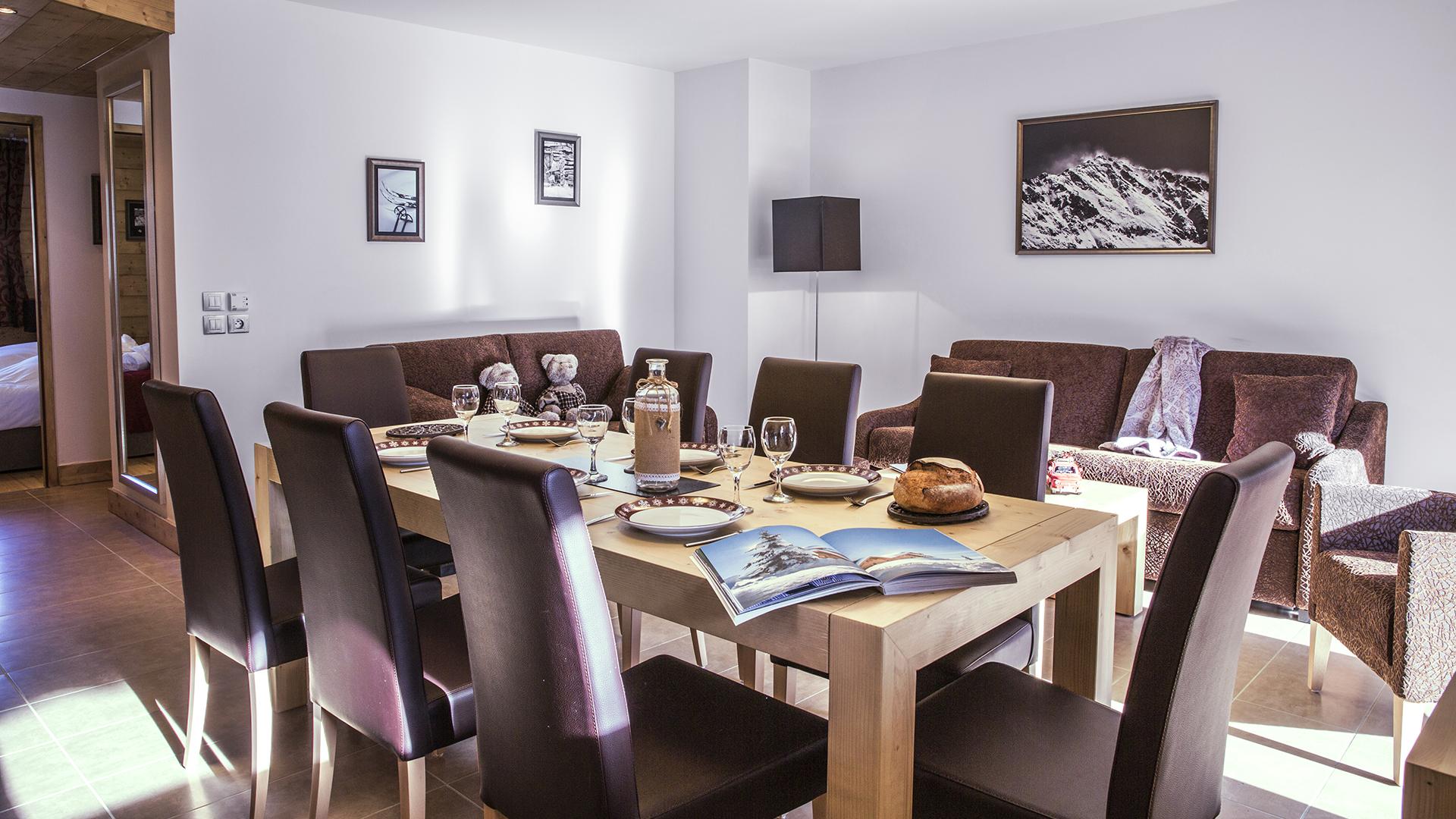 Appartement, La Grange aux Fées - CGH Résidences