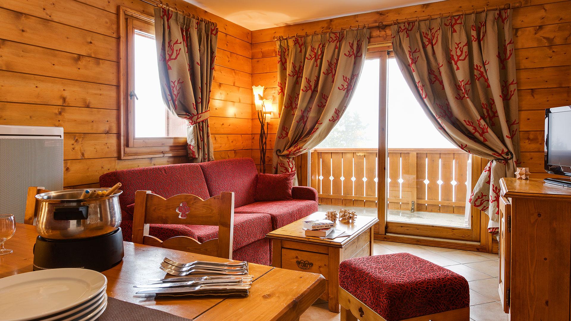 Appartement, Le Hameau du Beaufortain - CGH Résidences