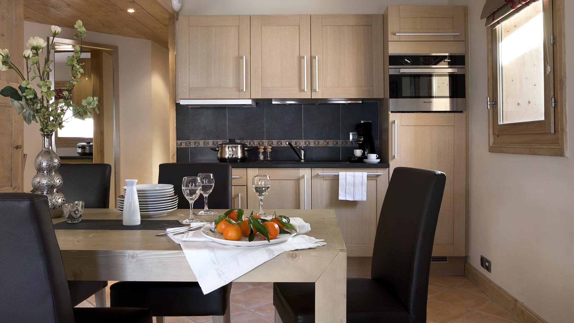 Appartement, Le Jhana - CGH Résidences