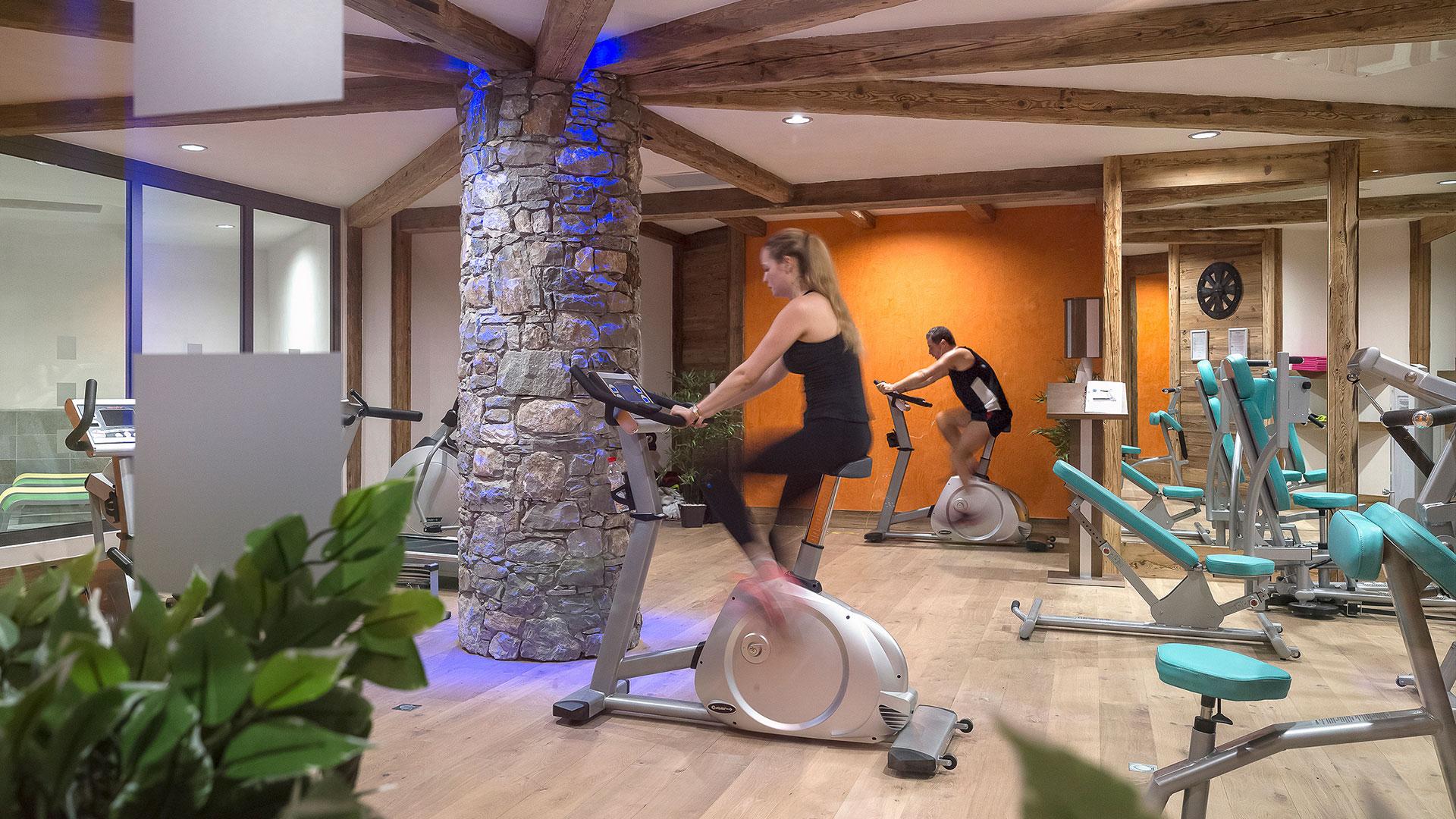 Salle Cardio-training, Le Kalinda - CGH Résidences