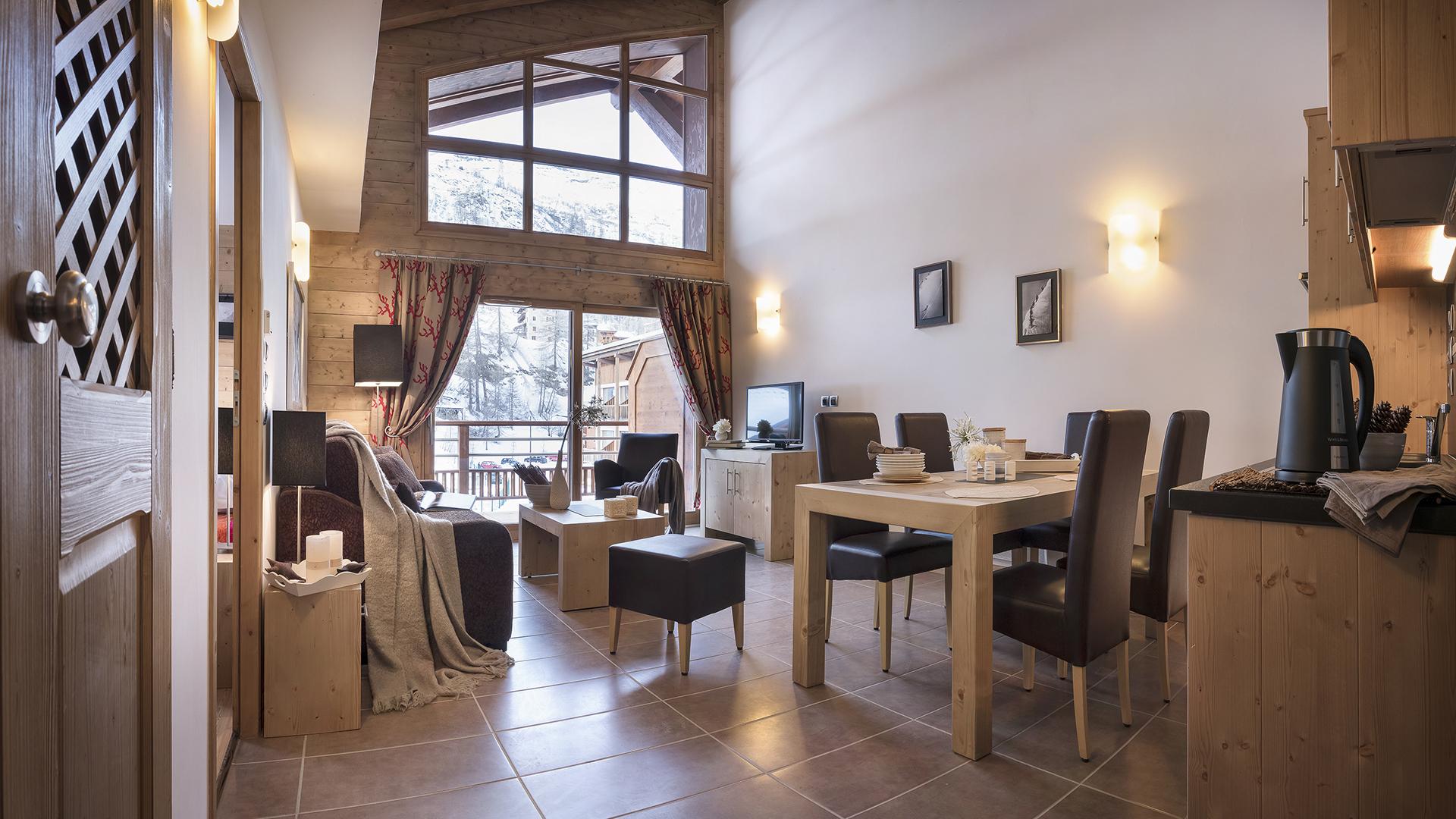 Appartement, Le Kalinda - CGH Résidences