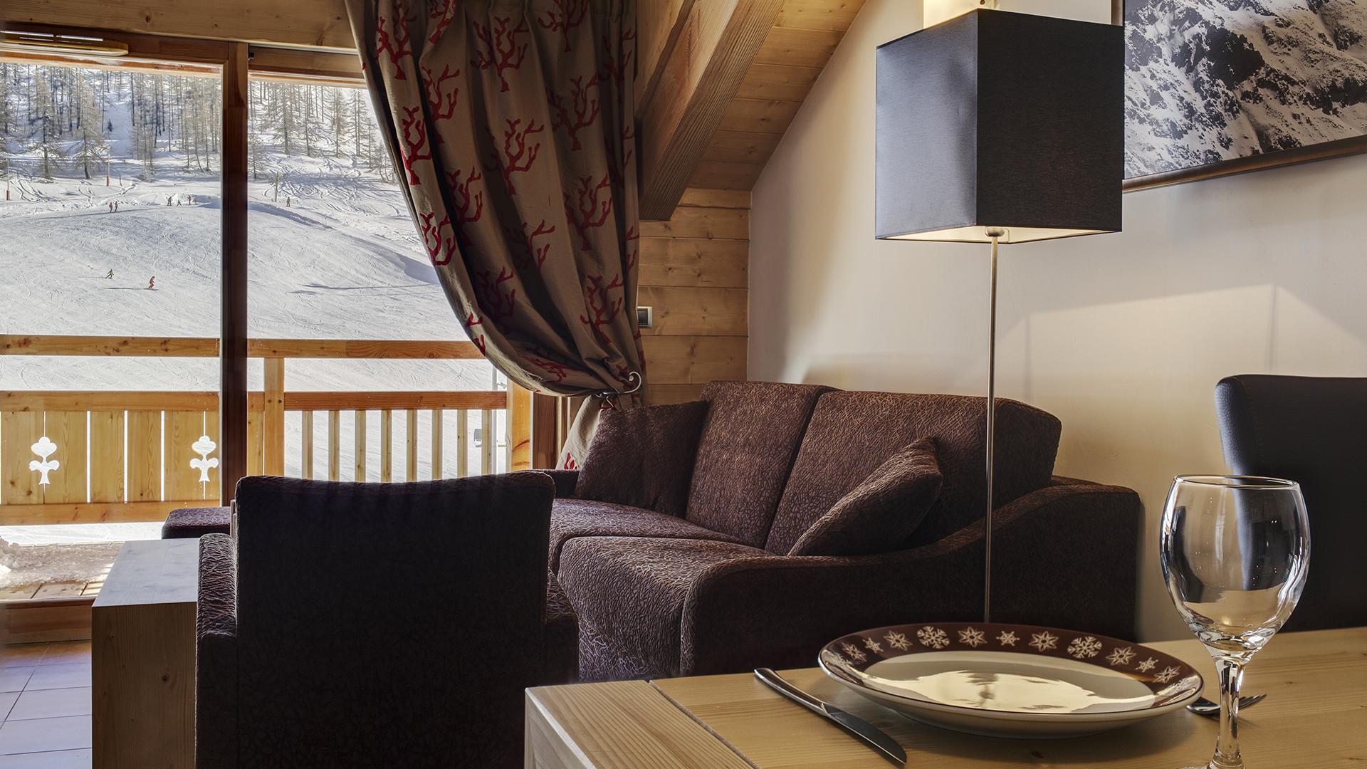 Appartement, Le Napoléon - CGH Résidences