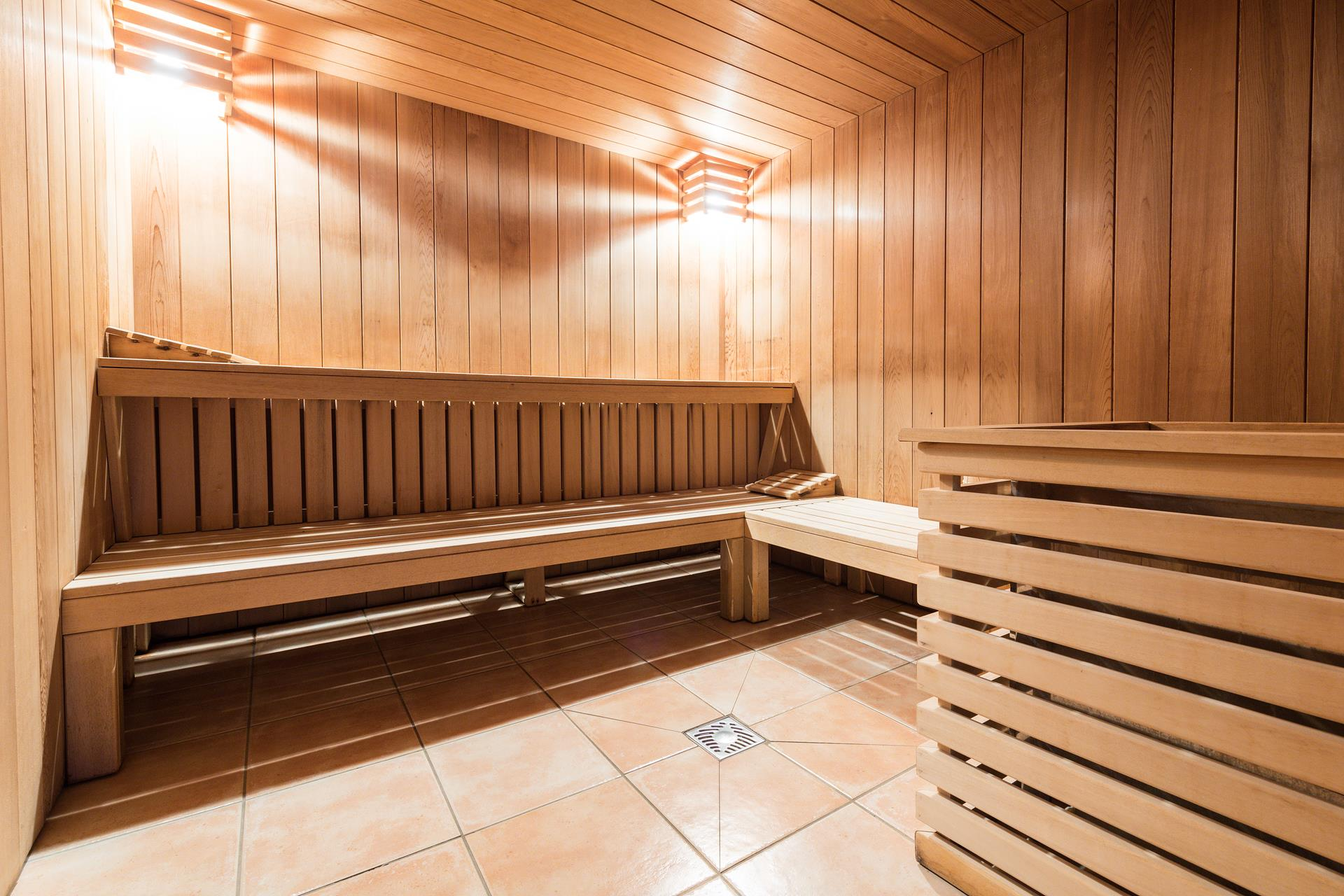 Sauna, Le Lodge des Neiges - CGH Résidences