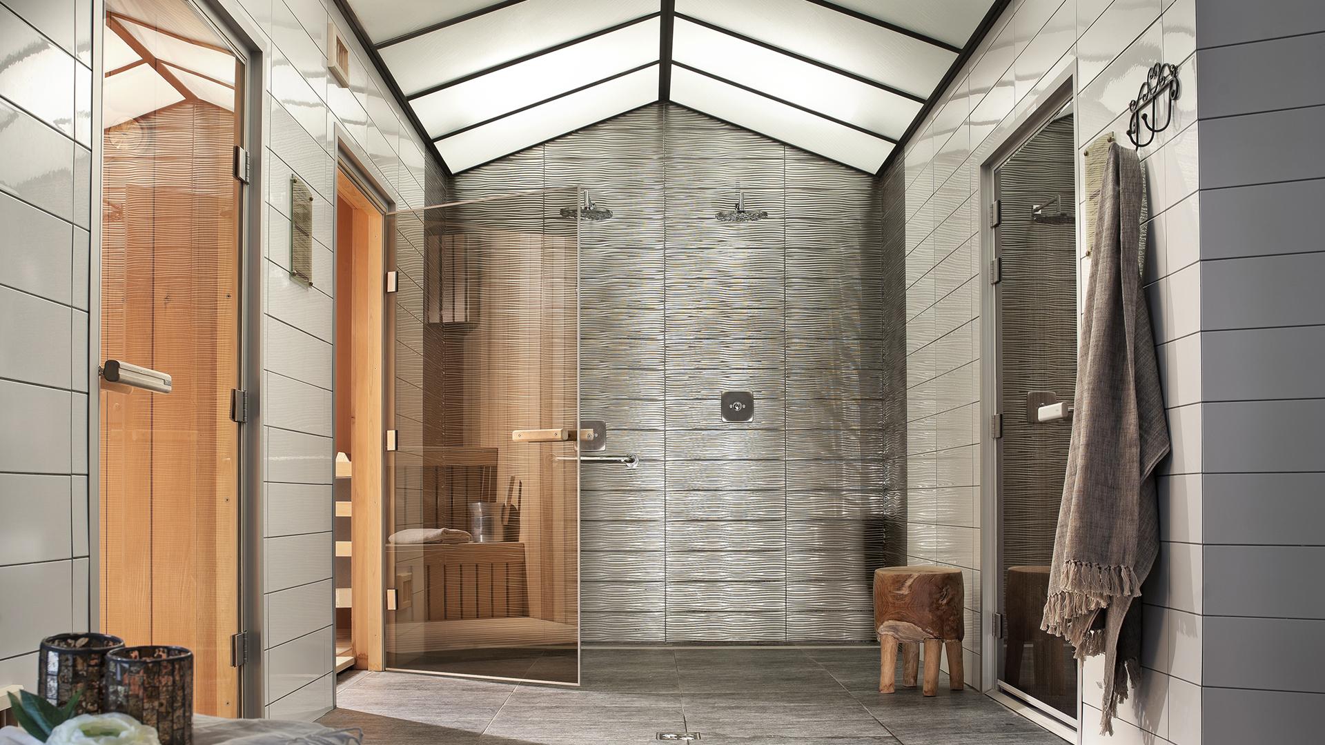 Sauna, Le Télémark - CGH Résidences