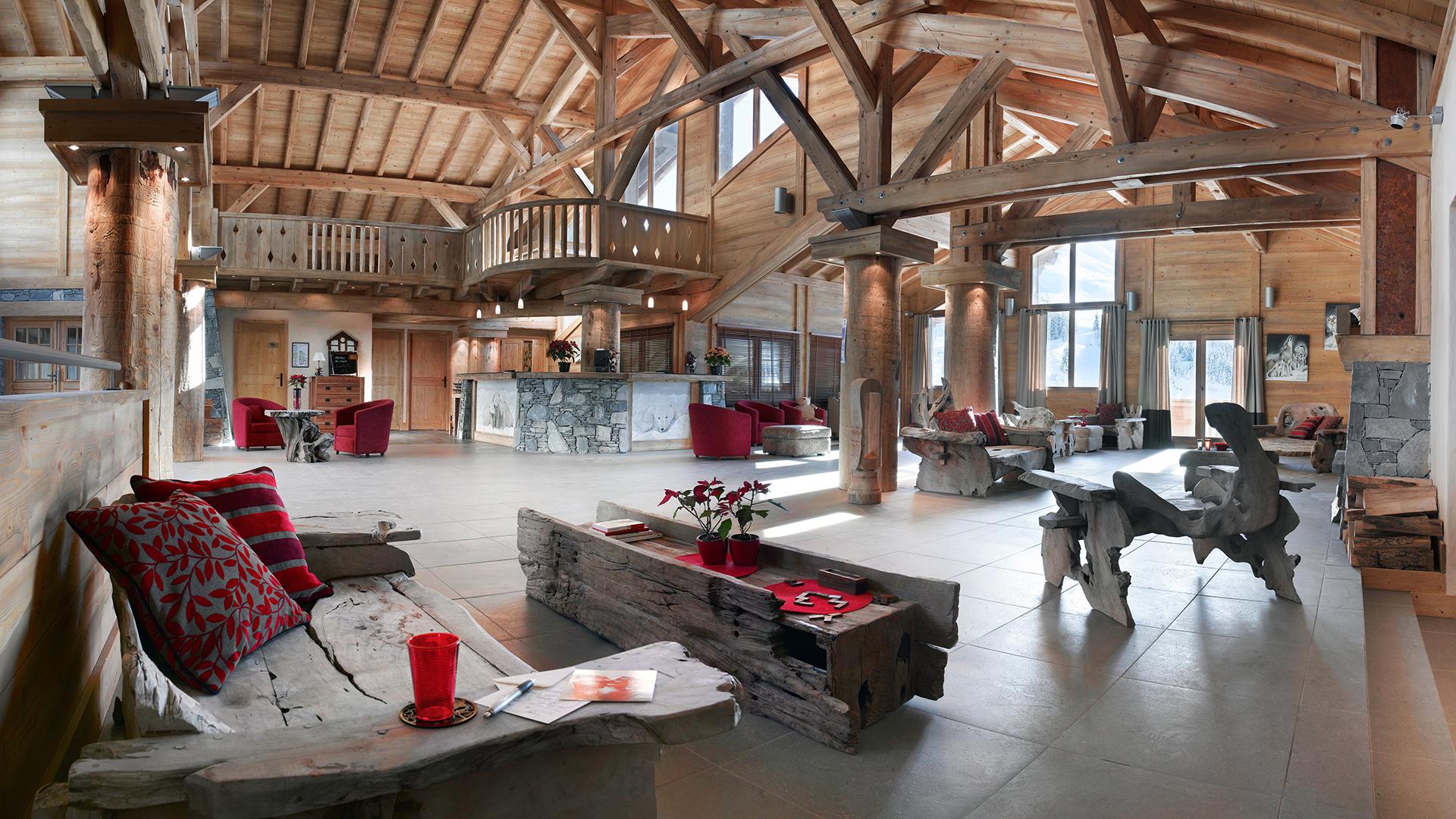 Réception, Le Village de Lessy - CGH Résidences