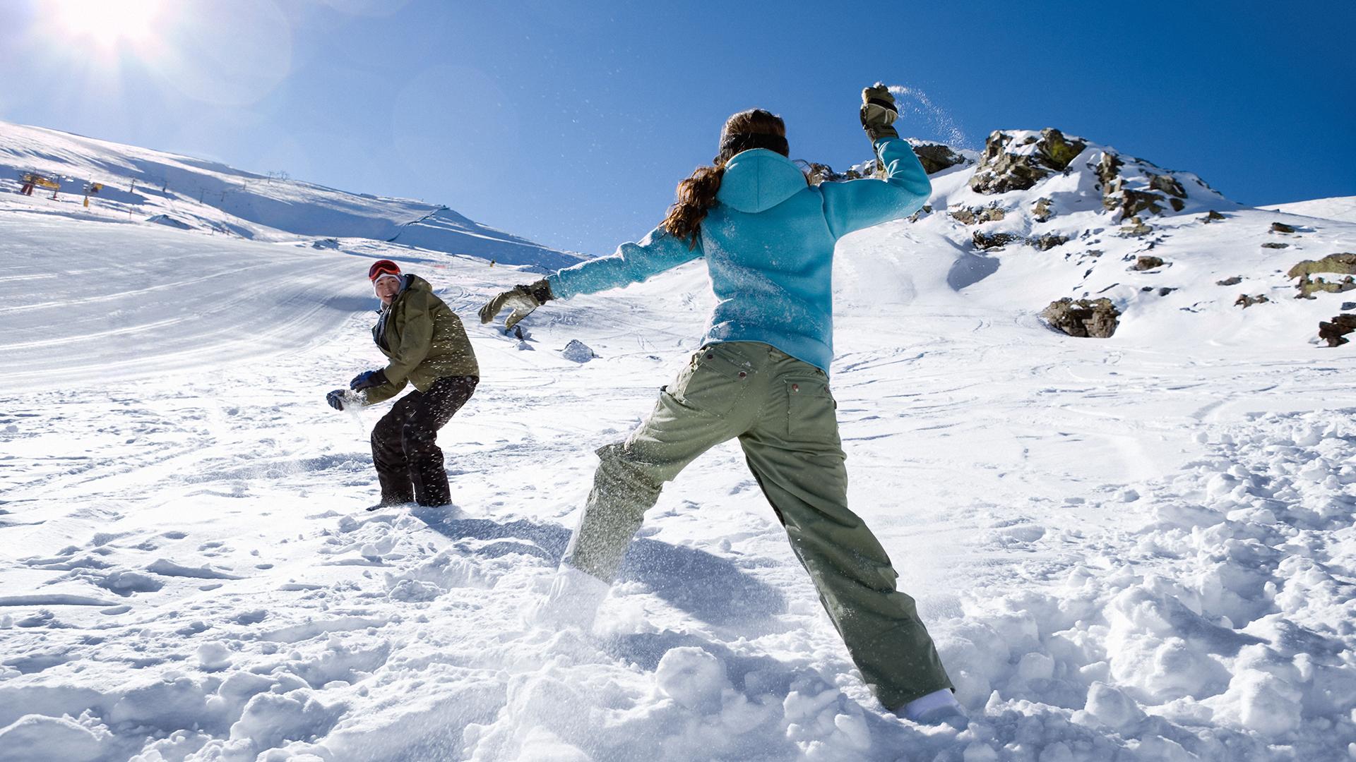 Votre séjour de 3 semaines au ski - CGH Résidences