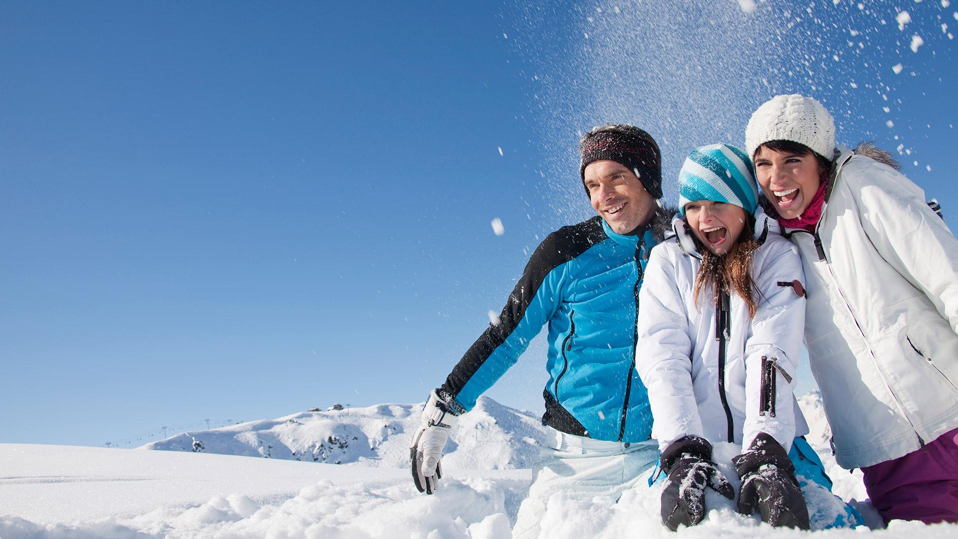 Offre de séjour aux sports d'hiver - CGH Résidences