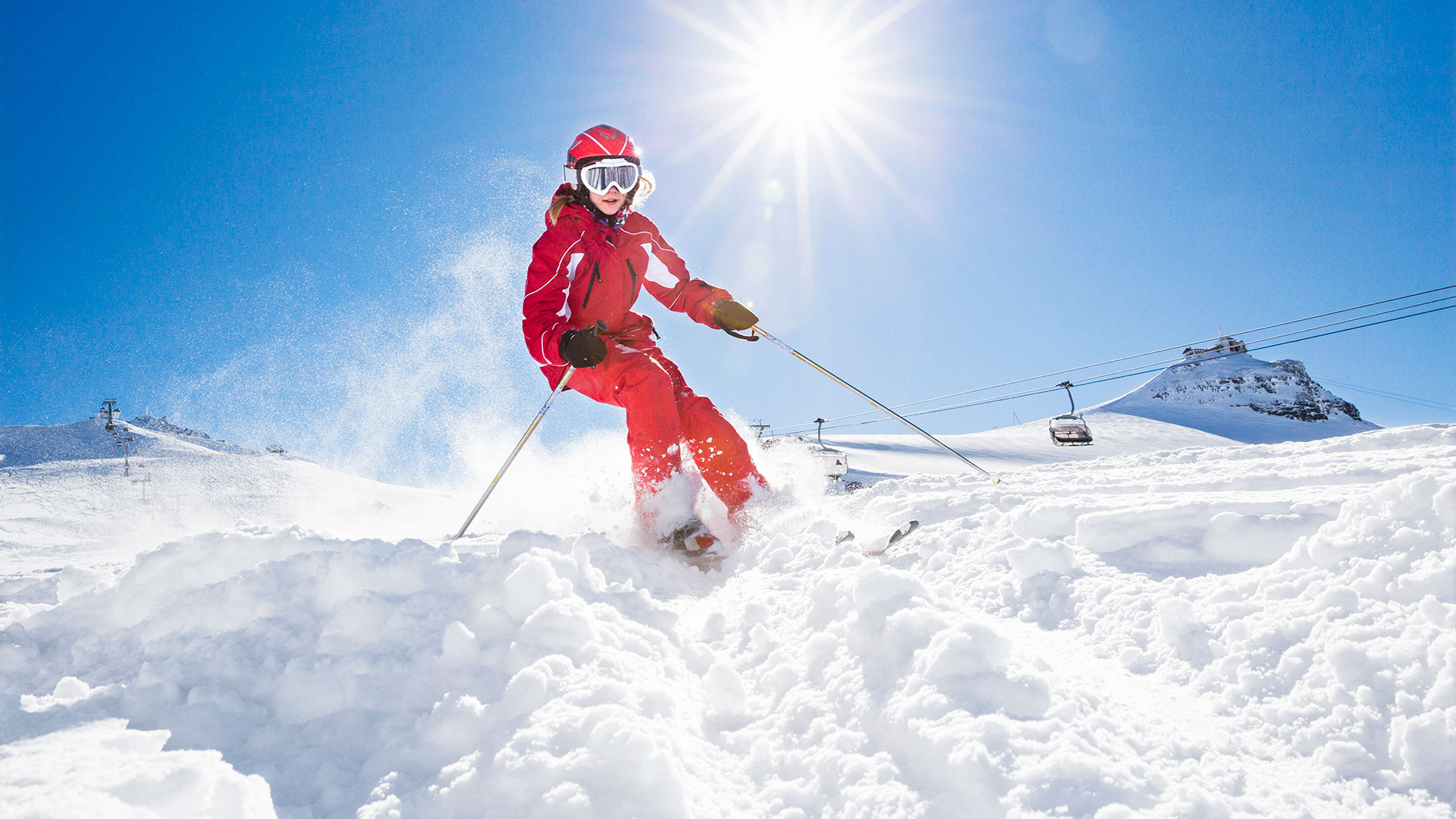 Ski de printemps - CGH Résidences
