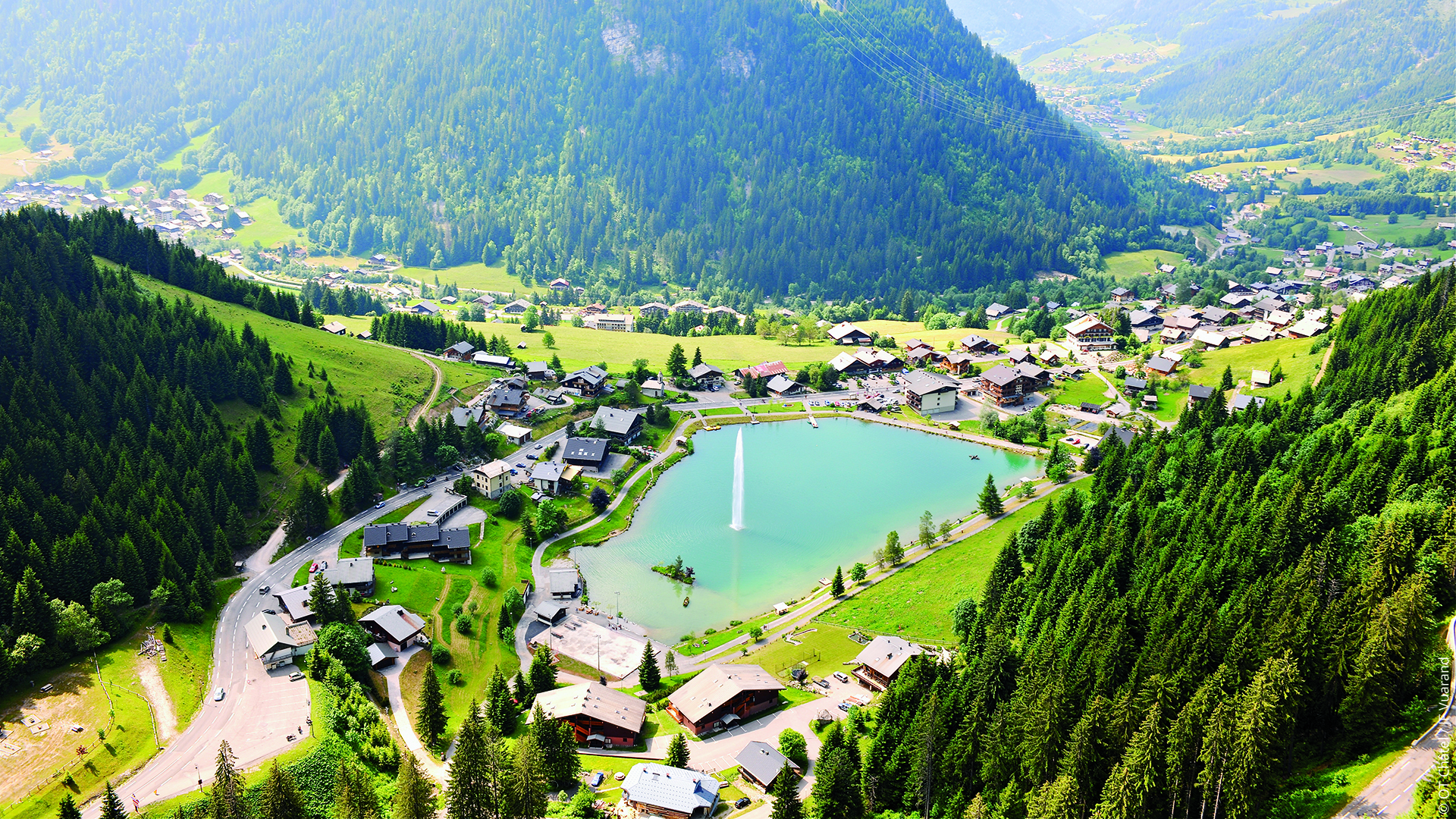 Cgh r sidences location de vacances d 39 t ch tel appartement cgh r sidences 4 - Office de tourisme chatel 74 ...