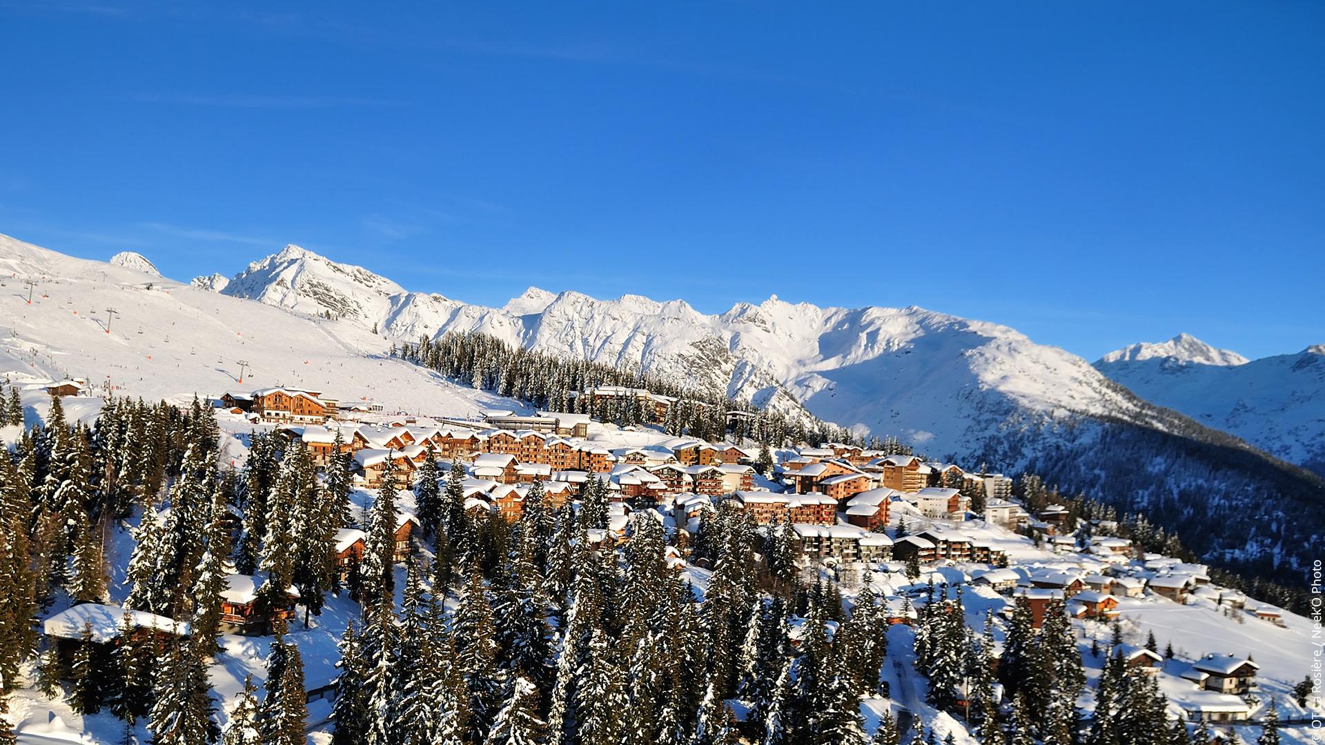 ski la rosiere
