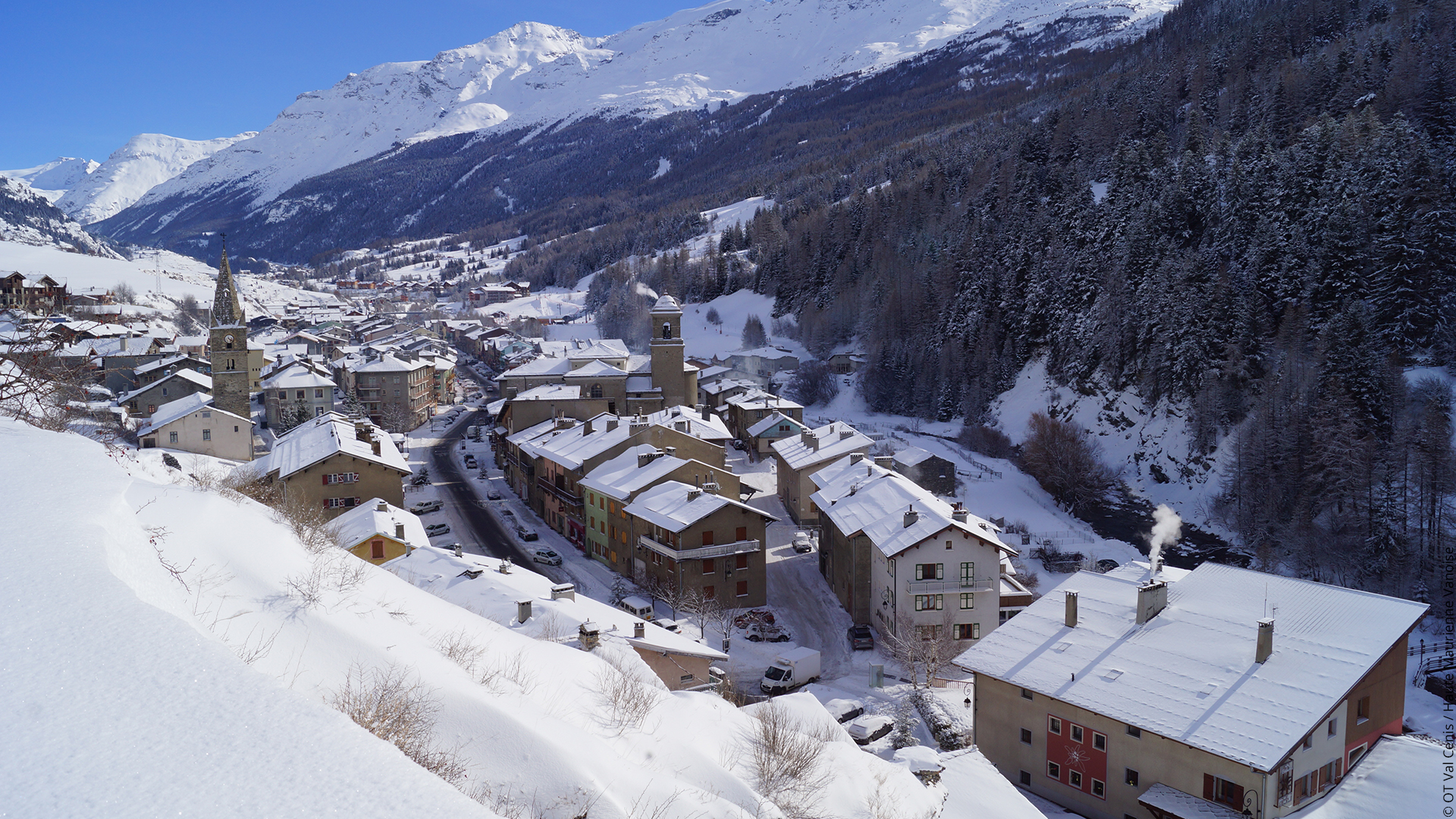 Cgh R U00e9sidences  Location Appartement Ski Val Cenis  Nos